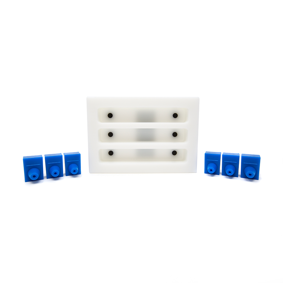 Maneater Gator Combo Blank Mould - 5.25���