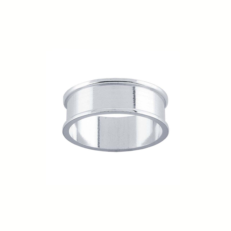Sterling Silver Ring Core UK Size L