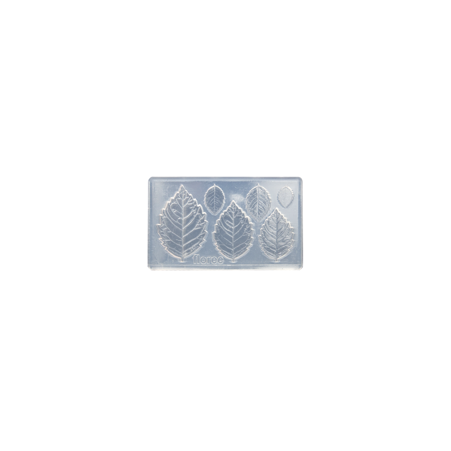 Silicone Mould - Rose Leaves