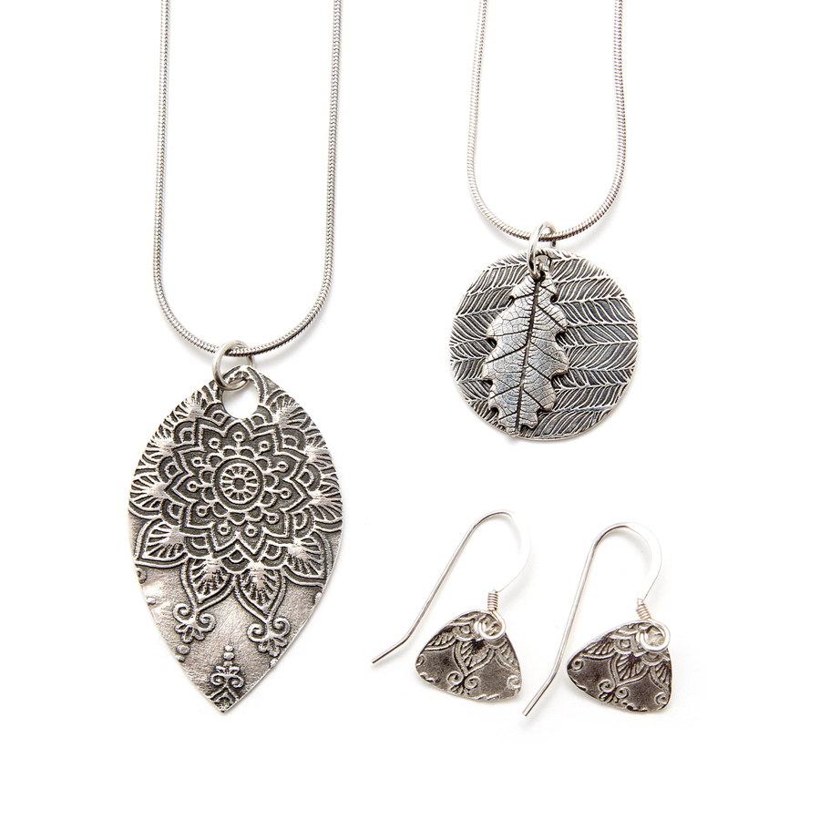 Introduction to Silver Clay Class - Tuesday, 13 August 2019