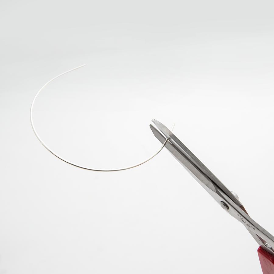 Cut round wire