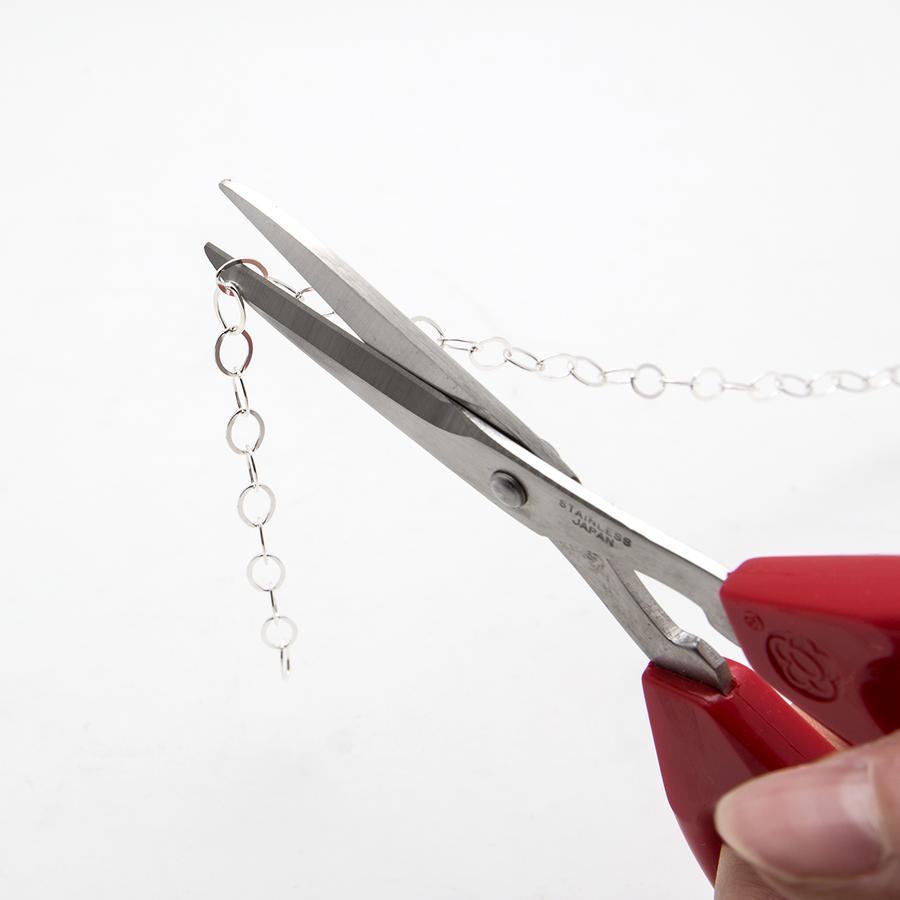 Cut thin chain