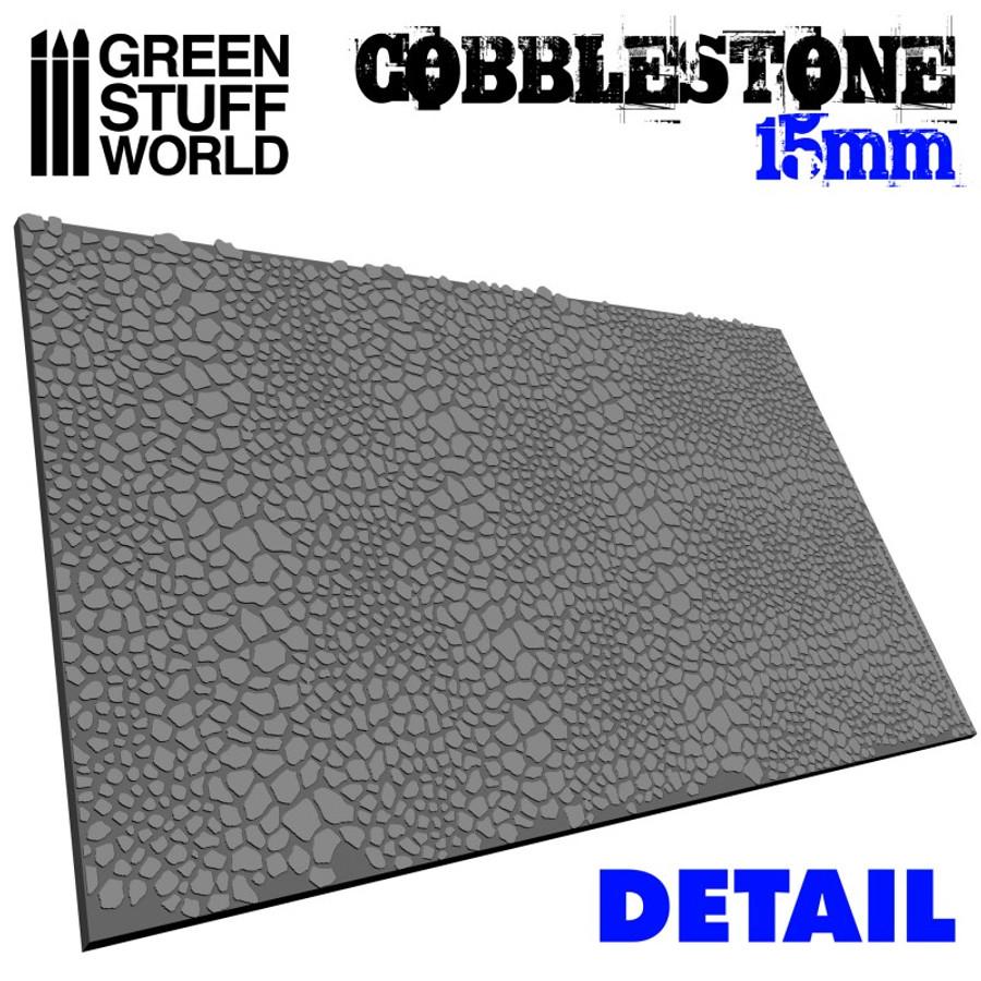 Texture Rolling Pin - Cobblestone
