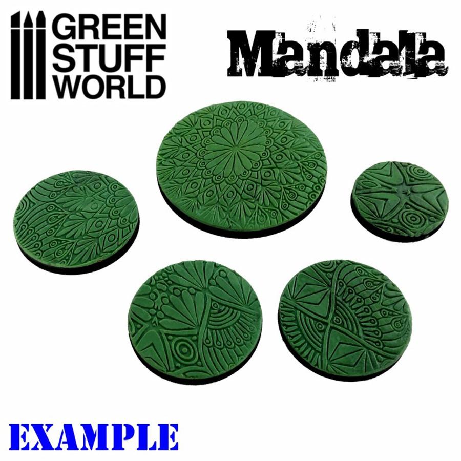 Mandala texture example