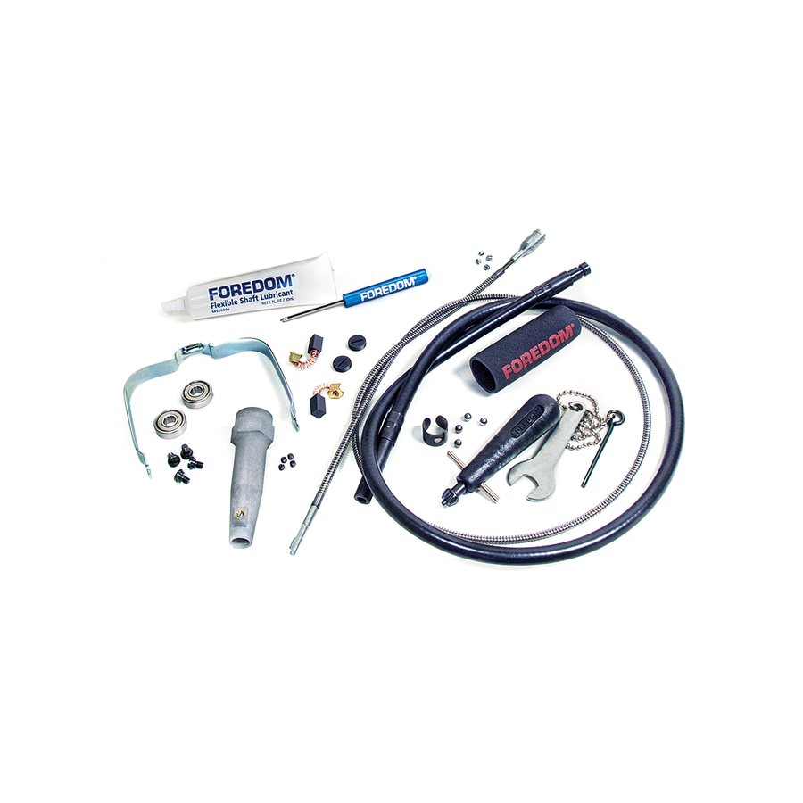 Tune Up Kit for Foredom LX and TX Motors