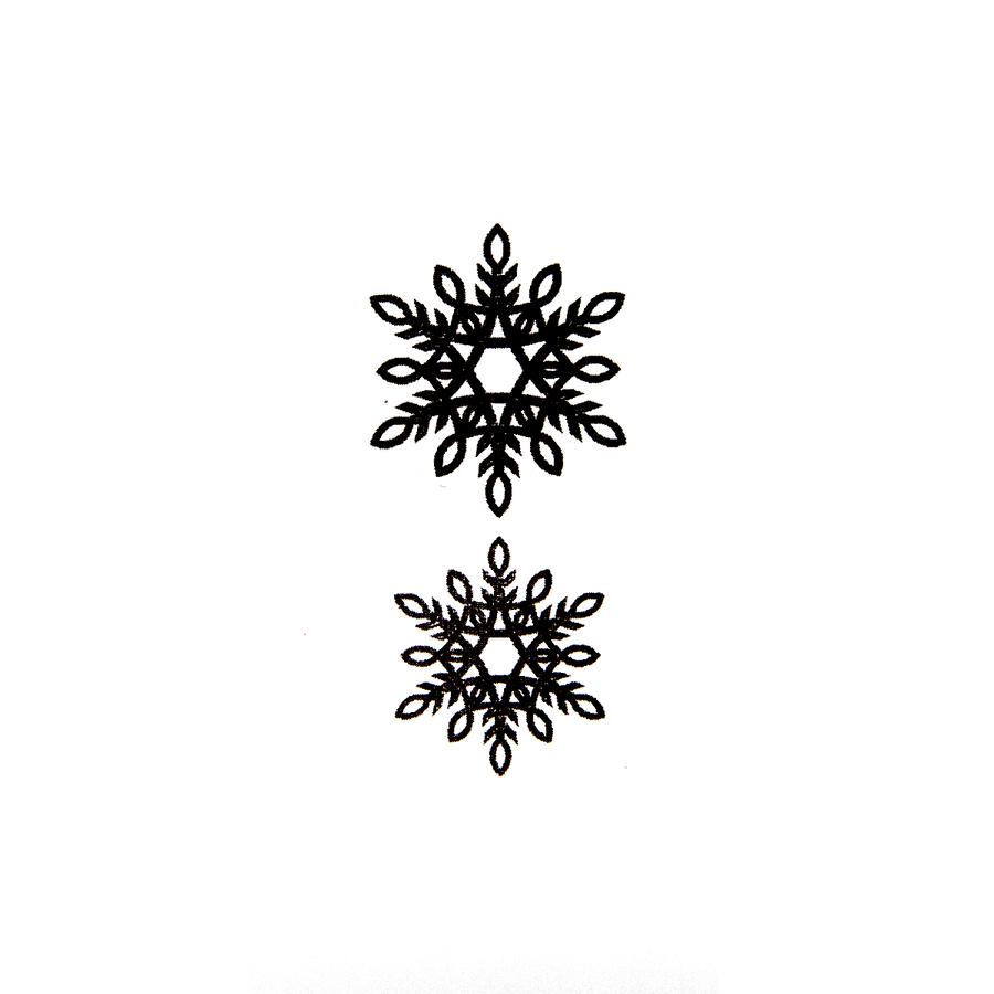 12-Sided Snowflake