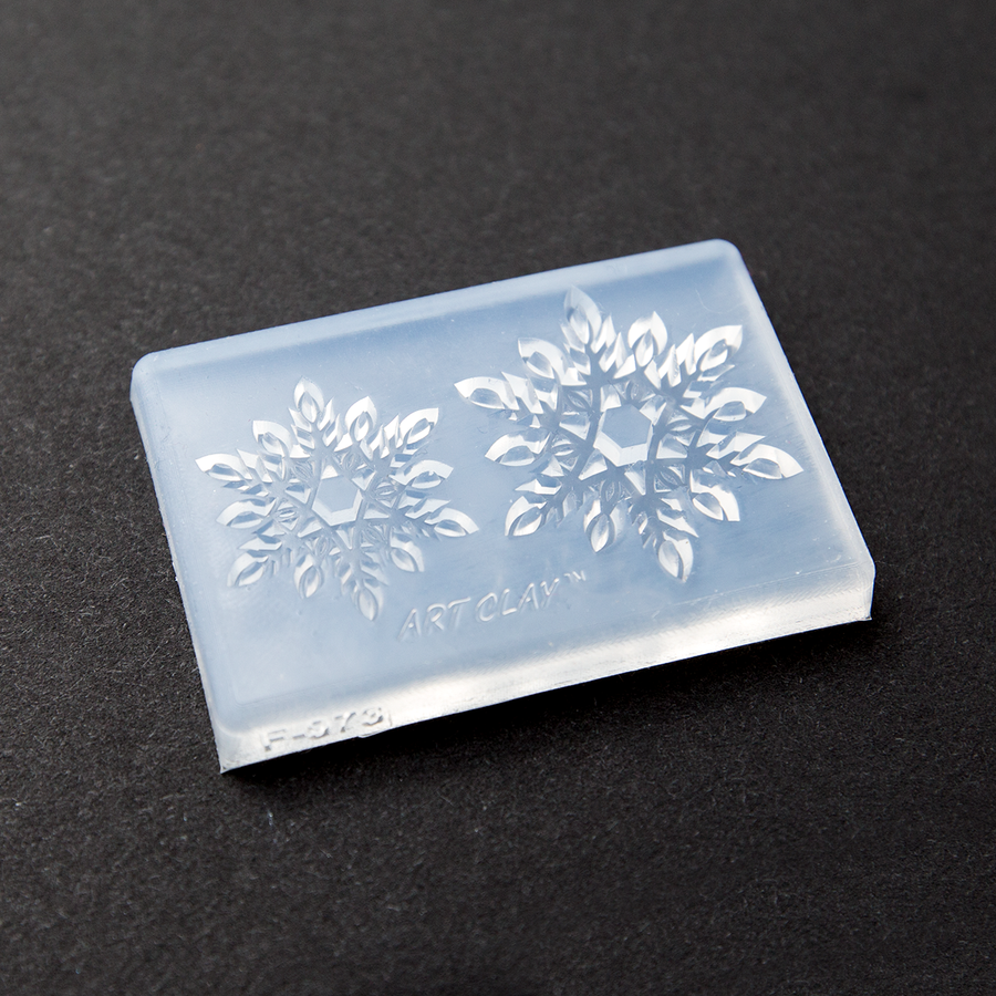 Snowflake Silicone Mould