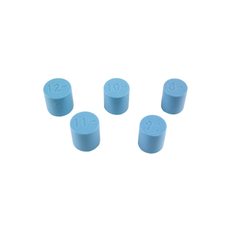 Ring Mandrel Silicone - Half Sizes