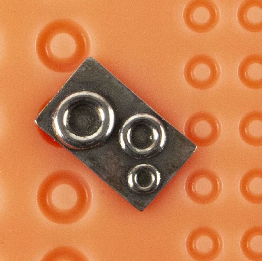 Example - Silicone Open Circle Mould