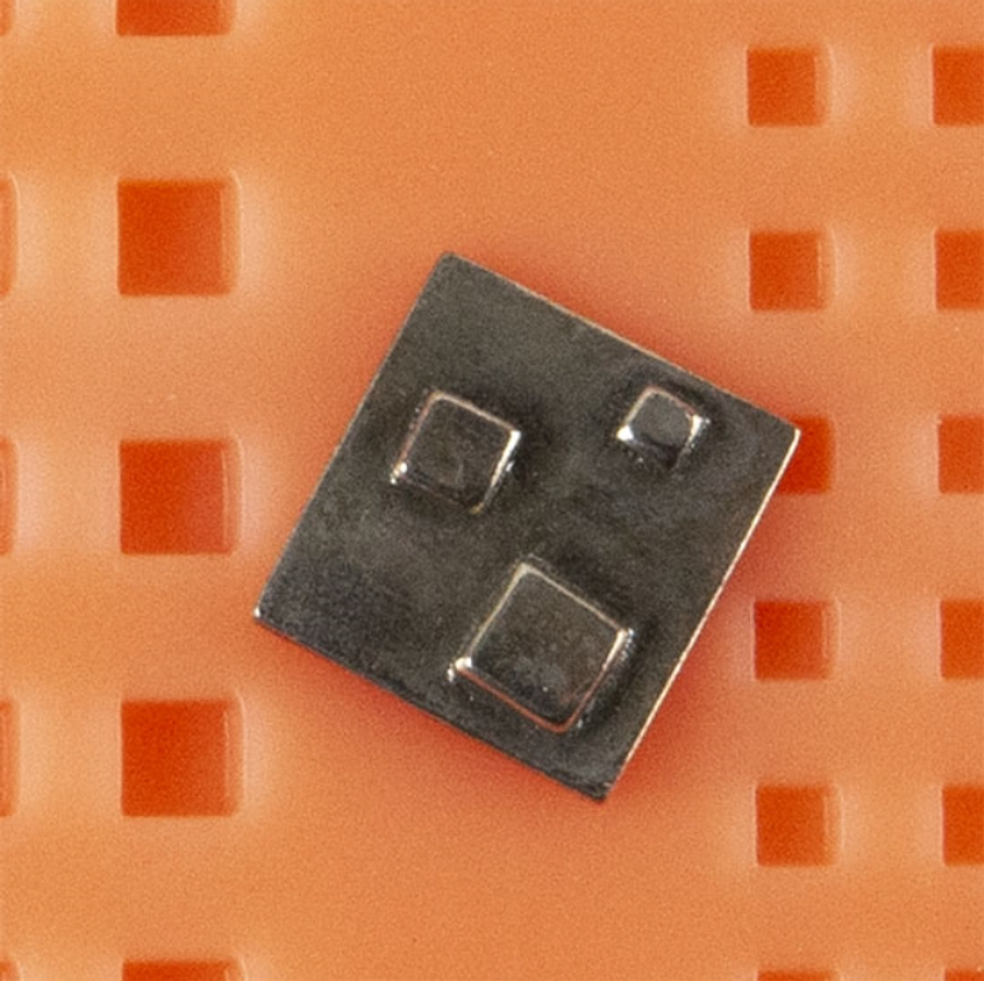 Example - Silicone Flat Square Mould