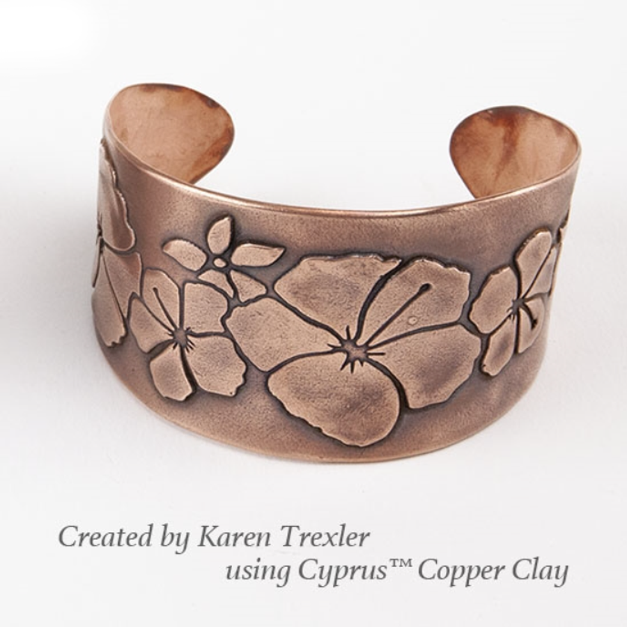 Example of template as a cuff.