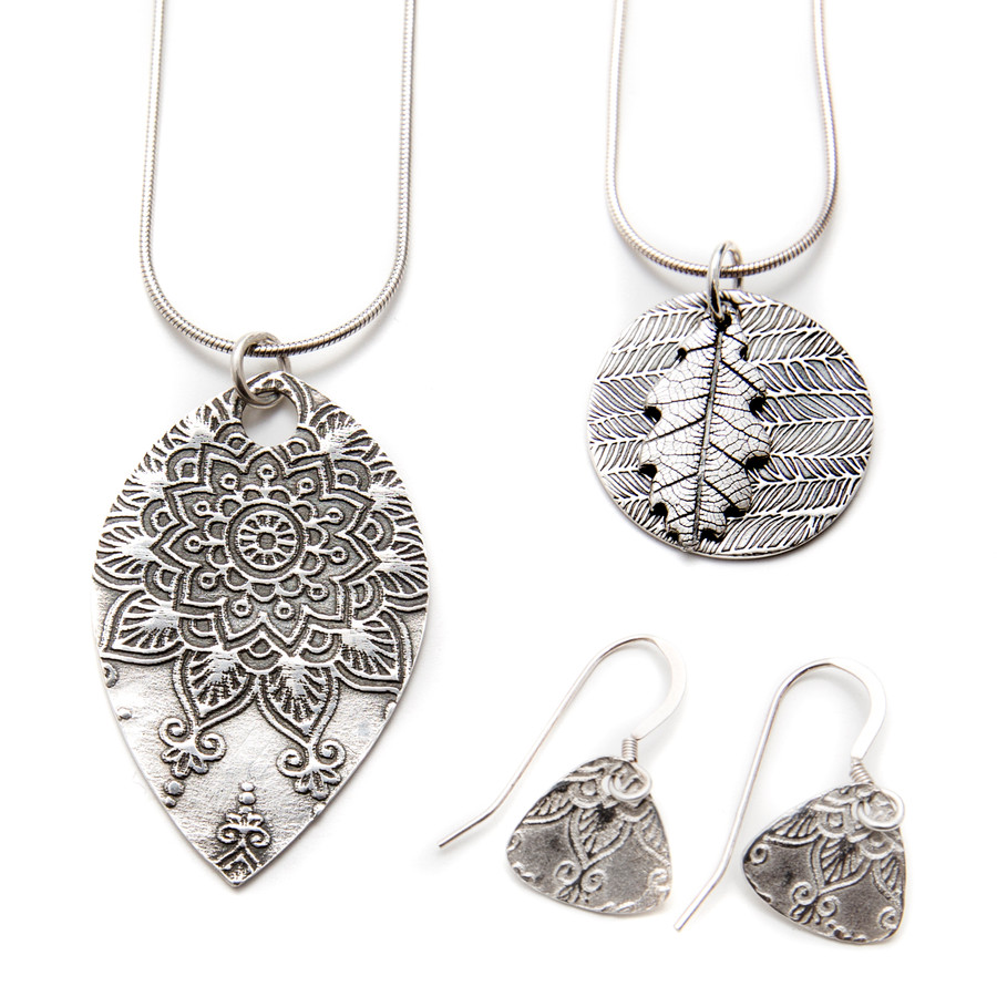 Introduction to Silver Clay Class - Thursday, 23rd January 2020