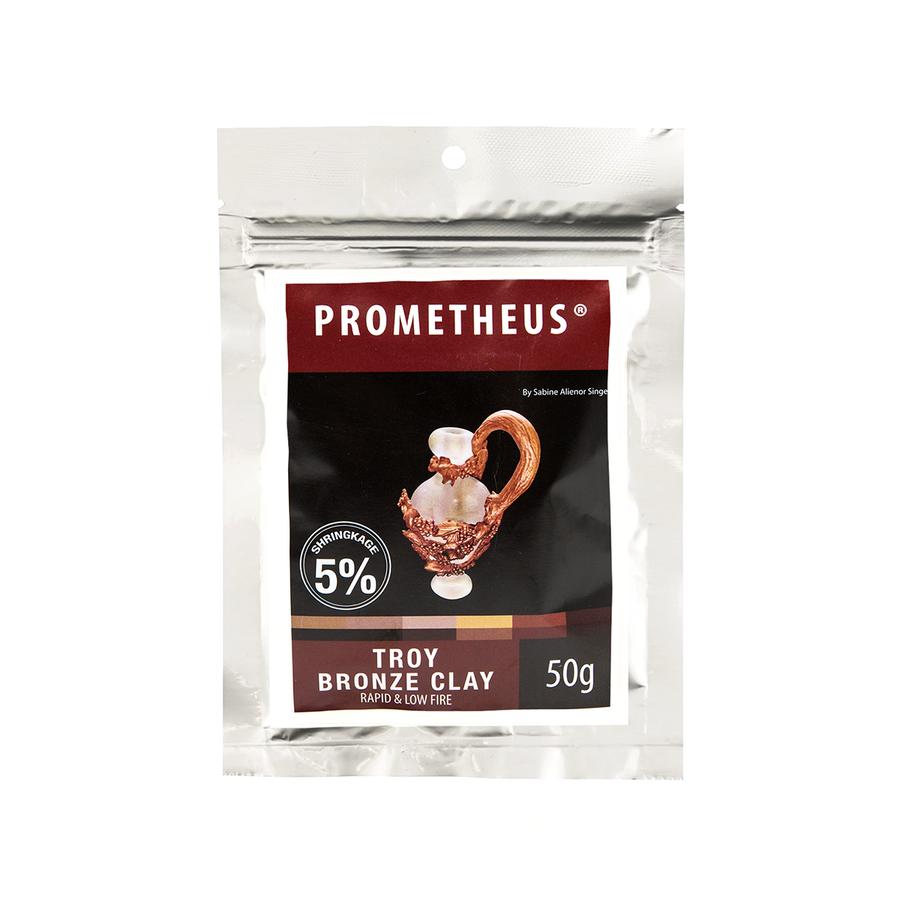 Prometheus Troy Bronze Clay