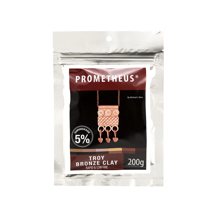 Prometheus Troy Bronze Clay