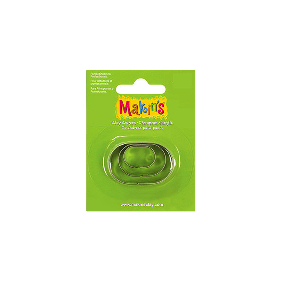 Makins Oval Cutters