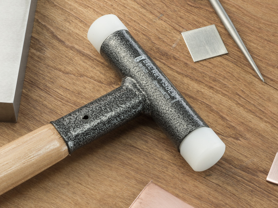 20mm nylon hammer.