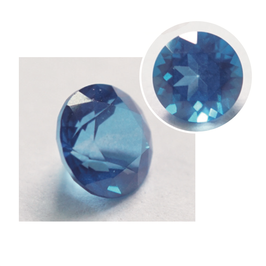 Cashmere Blue Natural Gemstone