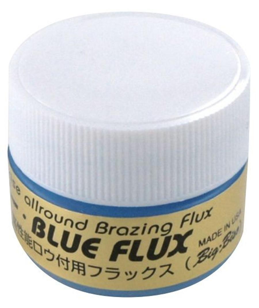 Blue Flux for Soldering - Liquid Flux (102-F0482)
