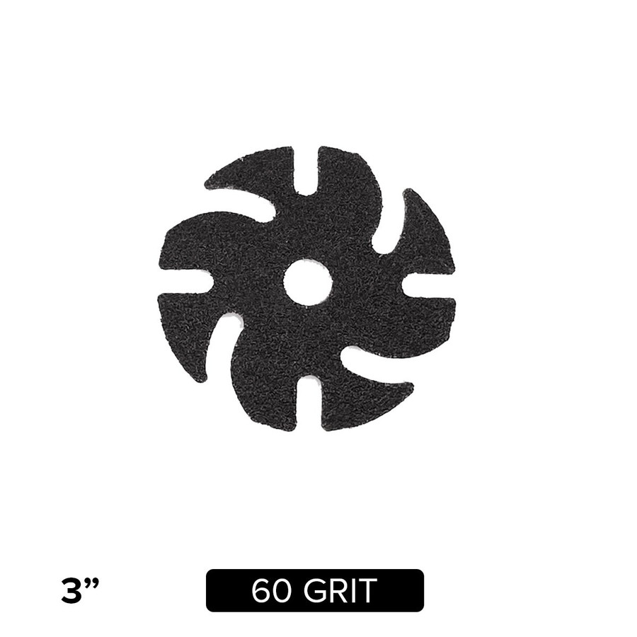 AB-23060-1 Heavy Duty Grinding and Texturing Abrasive for JoolTool 60 grit