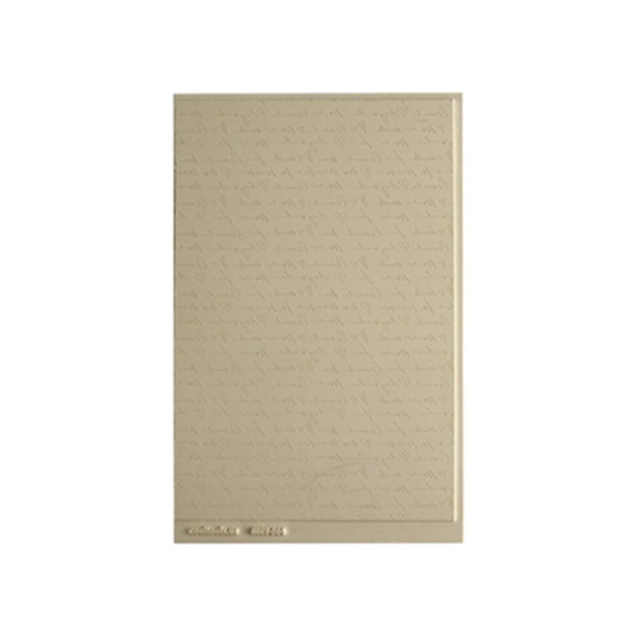 Mega Texture Tile - Sincerely Yours Fineline