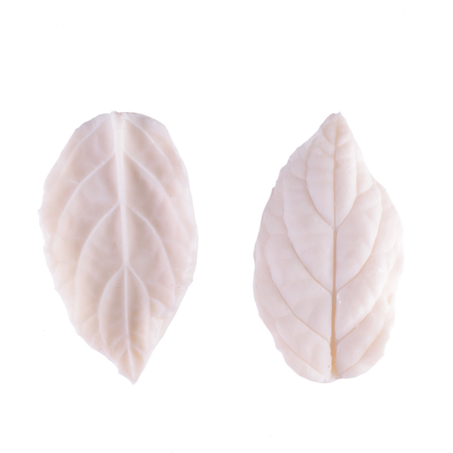 Silicone Mould - Leaf / Double Sided