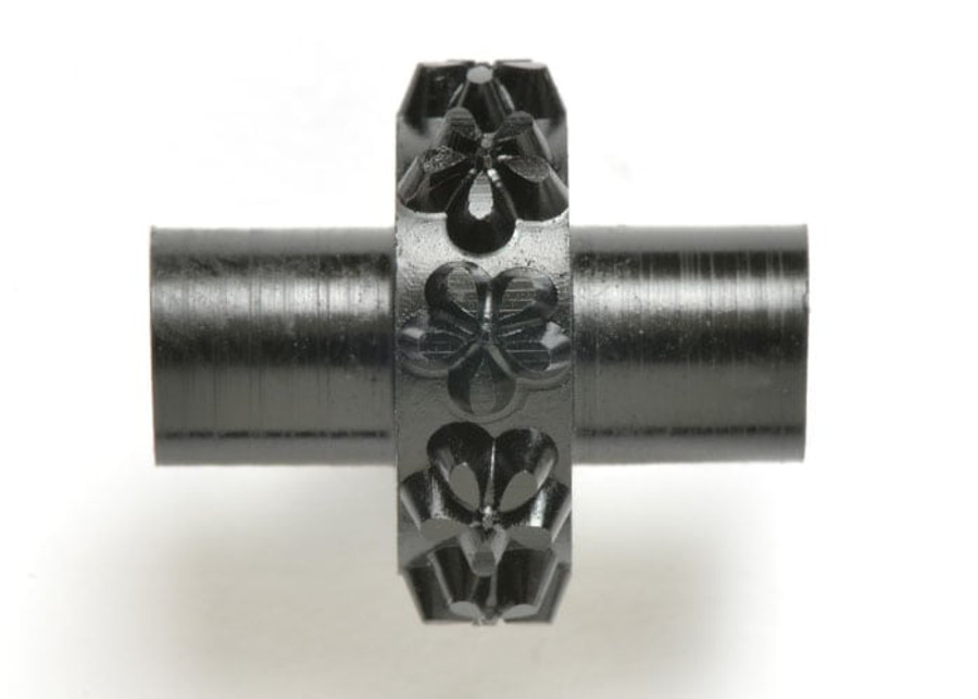 Acrylic Texture Roller - Flowers - 5mm