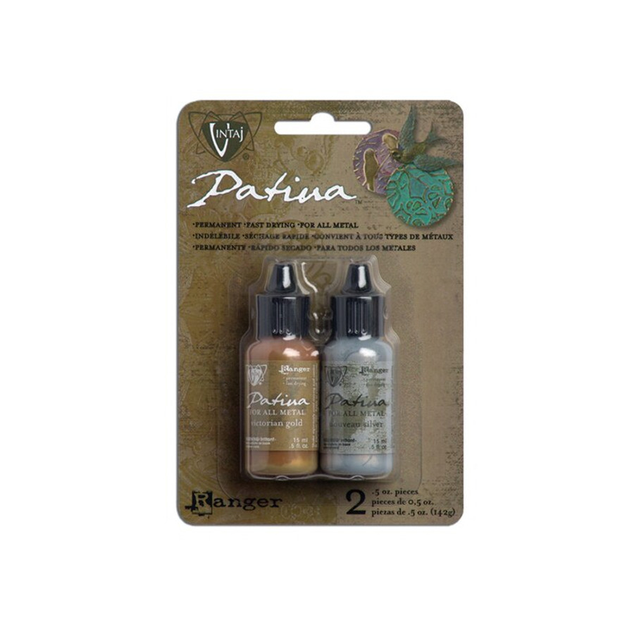 Vintaj Patina Kit - Treasured Heirloom, 2pk, VPK35596