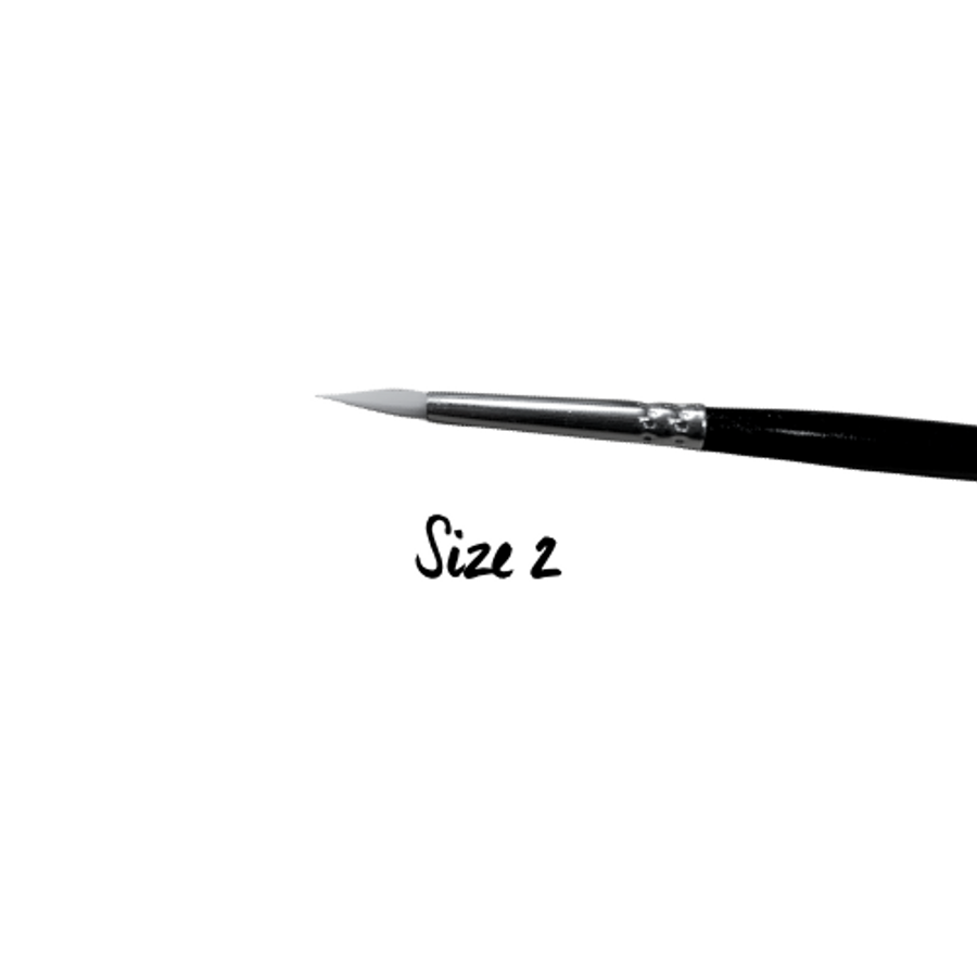Brush Synthetic Sable (#2)