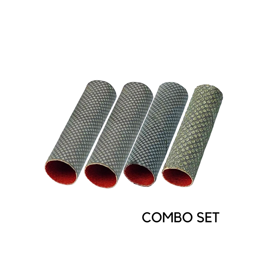 JoolTool Accessories: *NEW* Diamond Replacement Sleeves for Sanding Mandrel