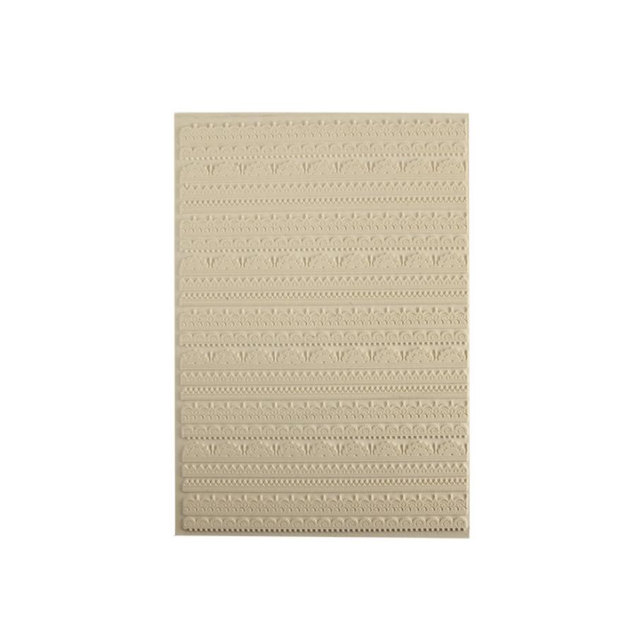 Mega Texture Tile - Mehendi Borders