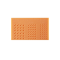 Silicone Mold - Flat Moon Shapes