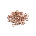 Oval Copper Jumprings 8x6mm