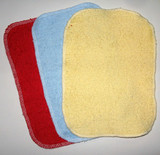 Terry Baby Wash Cloth