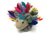 Harriet Hedgehog Felted Wool Toy