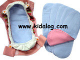 Reusable, Washable Cloth Insert for G Diapers NB-Sm