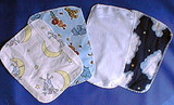 Washable Cloth Baby Wipe