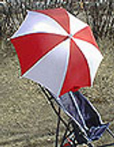 Sun Umbrella for Strollers Wheelchairs Lawn Chairs