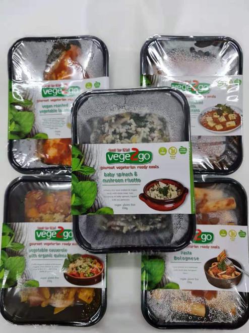 Bulk 5 Day Dinner Pack - Vegan