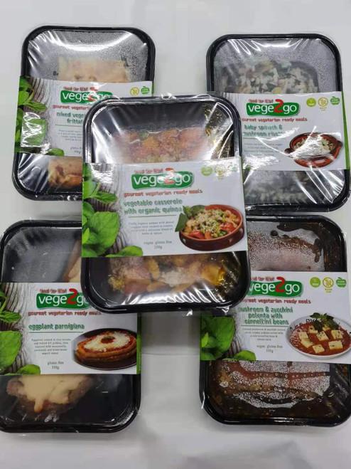 Bulk 5 Day Dinner Pack - Gluten-Free