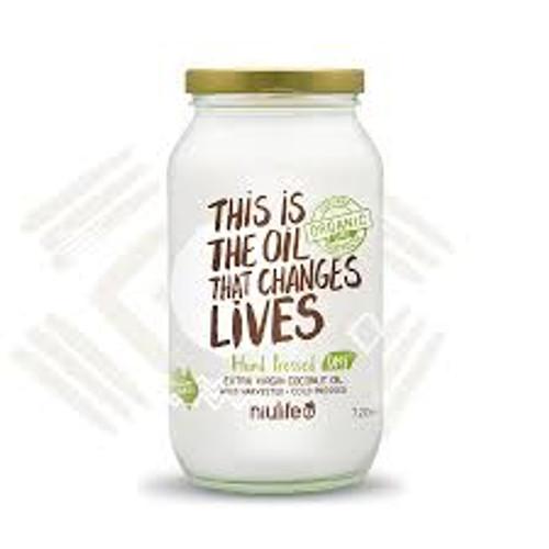 Organic coconut oil 350ml