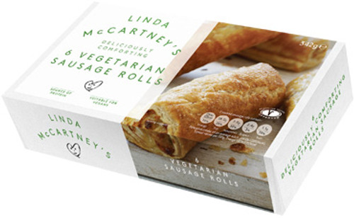 Linda McCartney Sausage Rolls(only available to customers in VIC)