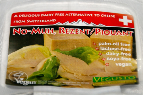 Parmesan(Block) - Vegusto No-Moo Piquant Cheese