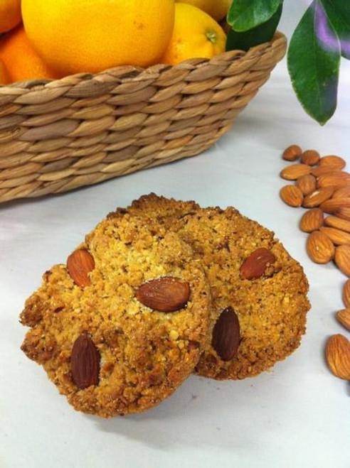 Sbrisolona - Crunchy Italian Citrus Tart