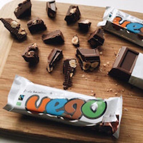 Vego Hazelnut Chocolate Bar