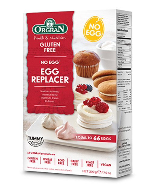 Orgran  Gluten Free Egg Replacer