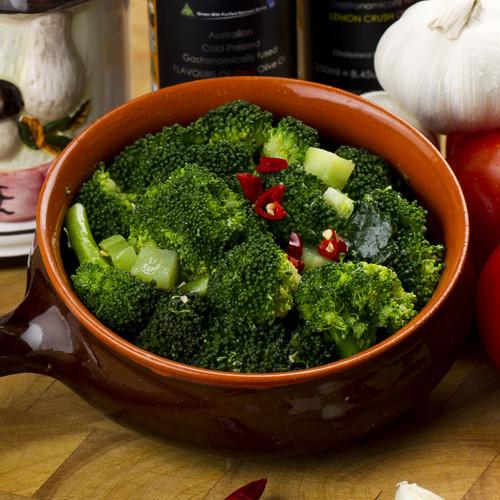 Garlic Tossed Broccoli