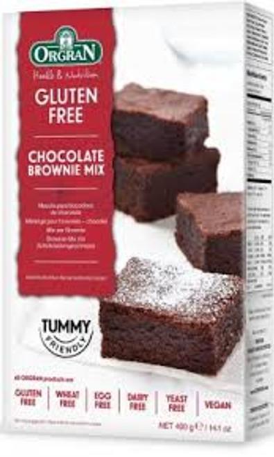 Gluten Free Chocolate Brownie Mix