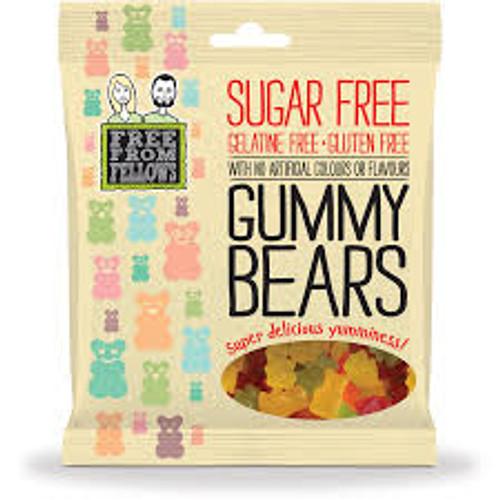 Sugar free Gummy brears