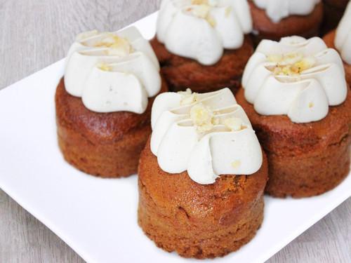 Banana & Maple cake