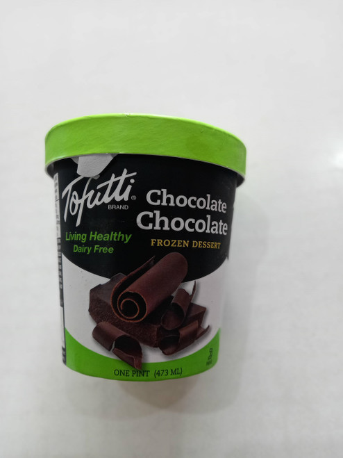 Tofutti Icecream Chocolate(only available to customers in Melbourne)